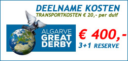 Derby Great Algarve - 2018